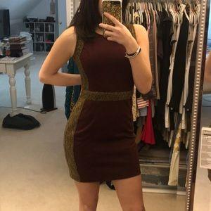 Mystree Professional Midi Dress